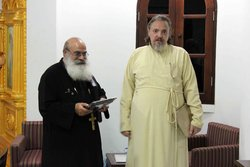 Various issues of joint social activities of the Coptic and Orthodox Churches in Thailand were discussed