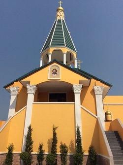Храм во имя святых Царственных страстотерпцев в г. Хуахин (Таиланд)