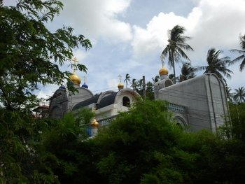 Ascension Church on Samui island