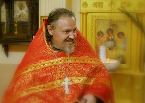 Archimandrite Oleg's Angel Day, Holy Prince Oleg of Bryansk (2012)