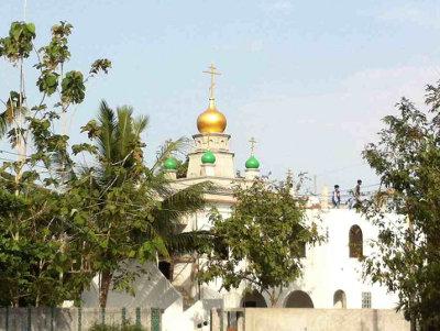 Храм преподобного Сергия Радонежского на о. Чанг