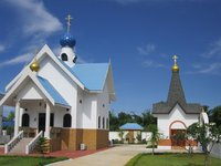Monastery of the Holy Dormition of the Mother of God in the province of Ratchaburi (April 2011)