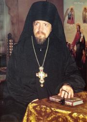 Представитель Русской Православной Церкви в Королевстве Таиланд архимандрит ОЛЕГ (Черепанин)