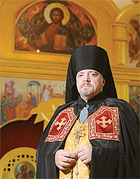 REPRESENTATIVE OF RUSSIAN ORTHODOX CHURCH IN THAILAND ARCHIMANDRITE OLEG (CHEREPANIN)